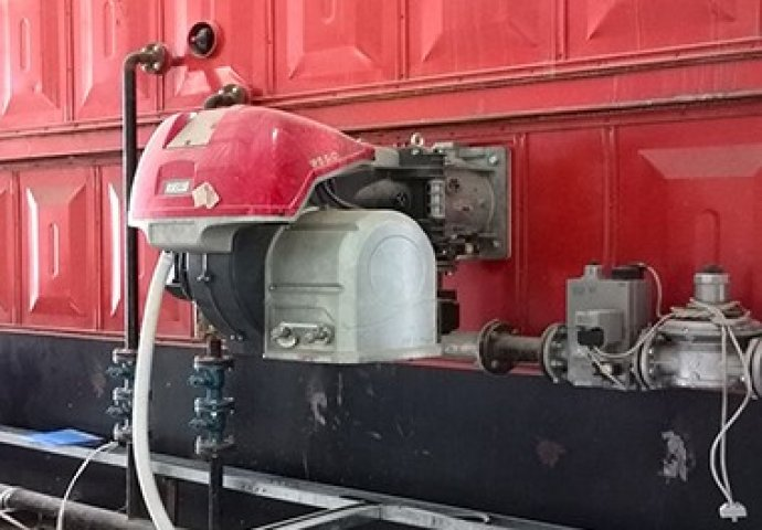 12Th Coal & Gas Dual Fuel Fired Steam Boiler3